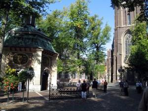 Kevelaer_Gnadenkapelle_Basilika